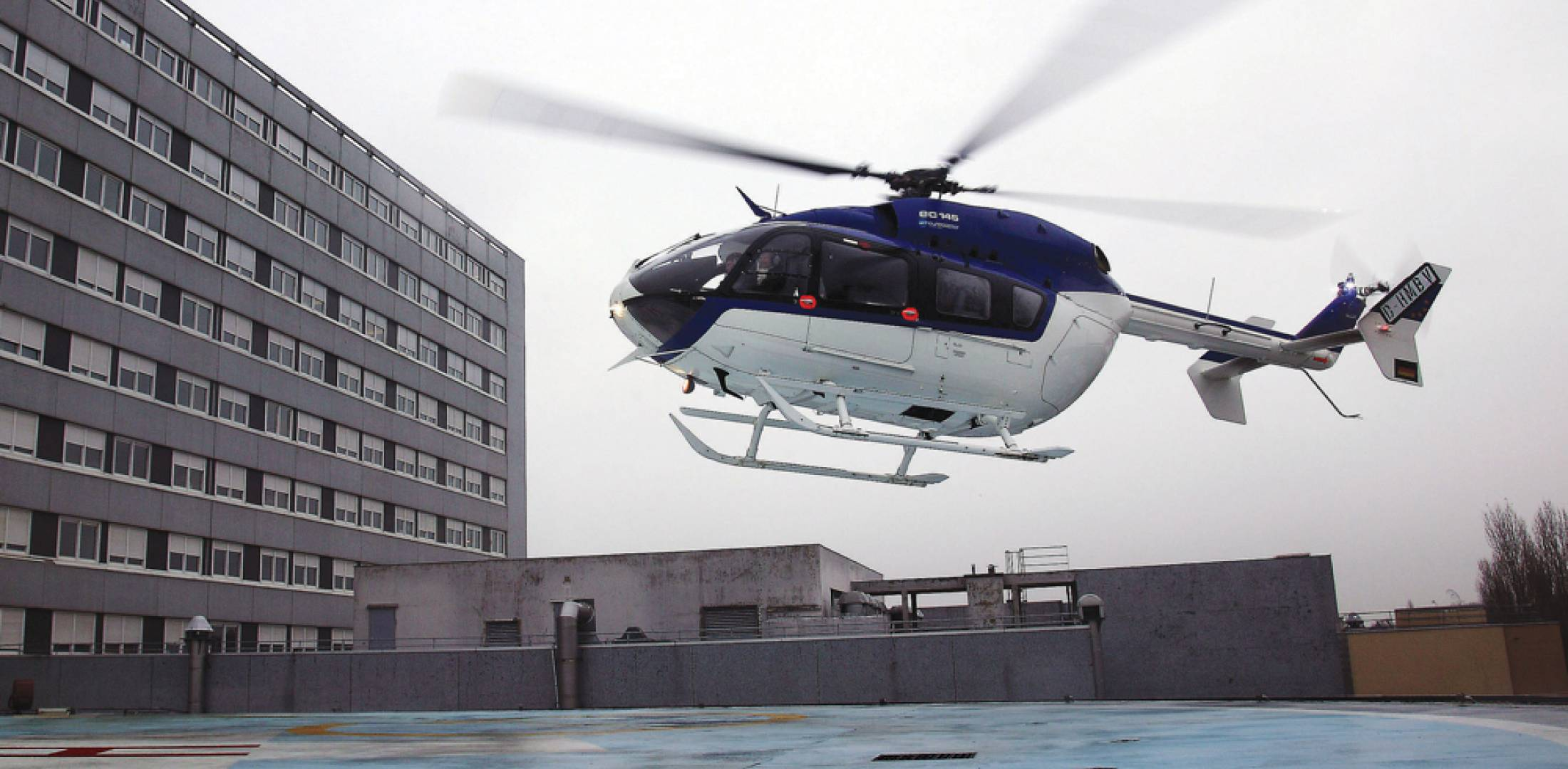 European helicopter EMS operators that add a second flight crewmember would need a heavier helicopter to carry the same payload, and there is no plan for the Ministry of Health to make up for the subsequent higher costs.