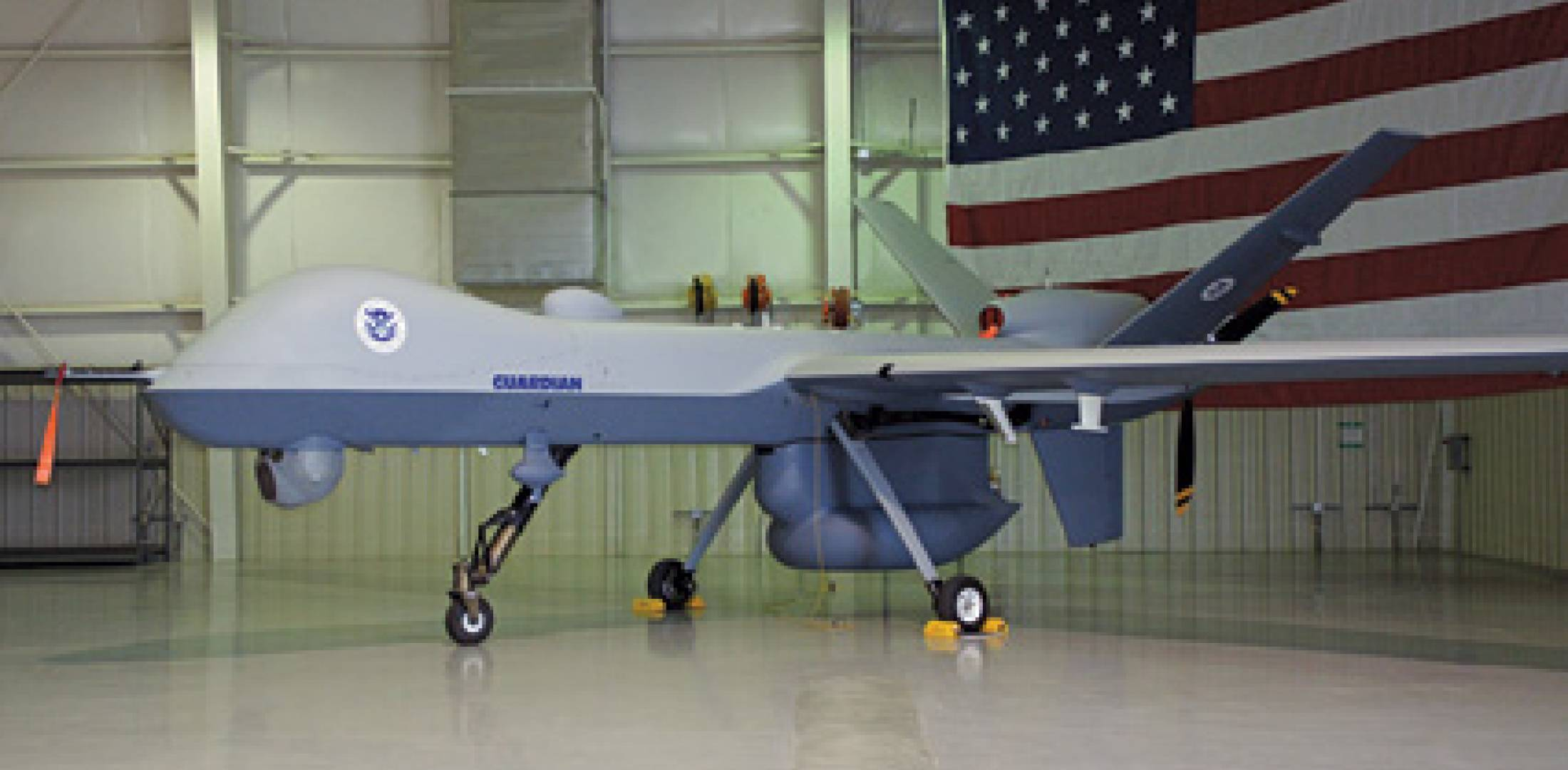 The U.S. Customs and Border Protection Agency uses Raytheon's SeaVue radar in...