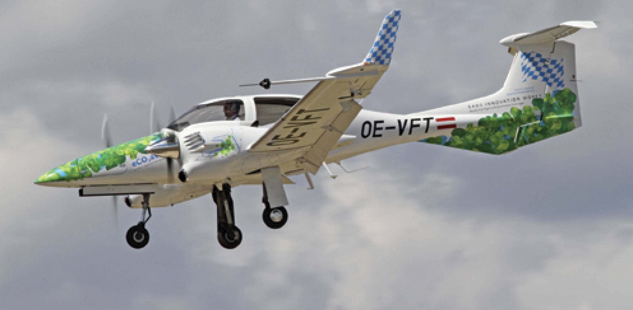 Diamond plans to build a follow-on to the DA42 that has fly-by-wire controls ...