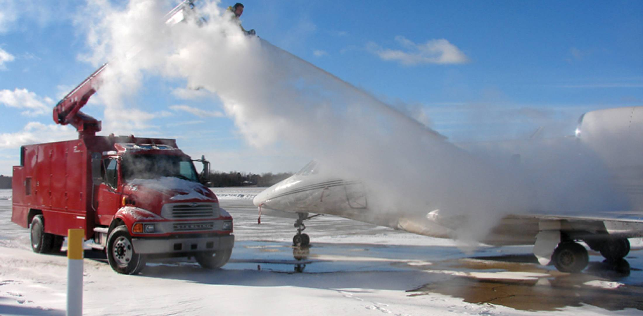 The potential for icing dangers begins on the ground, and several international organizations are working to standardize training, quality control and procedures to improve communication and safety.