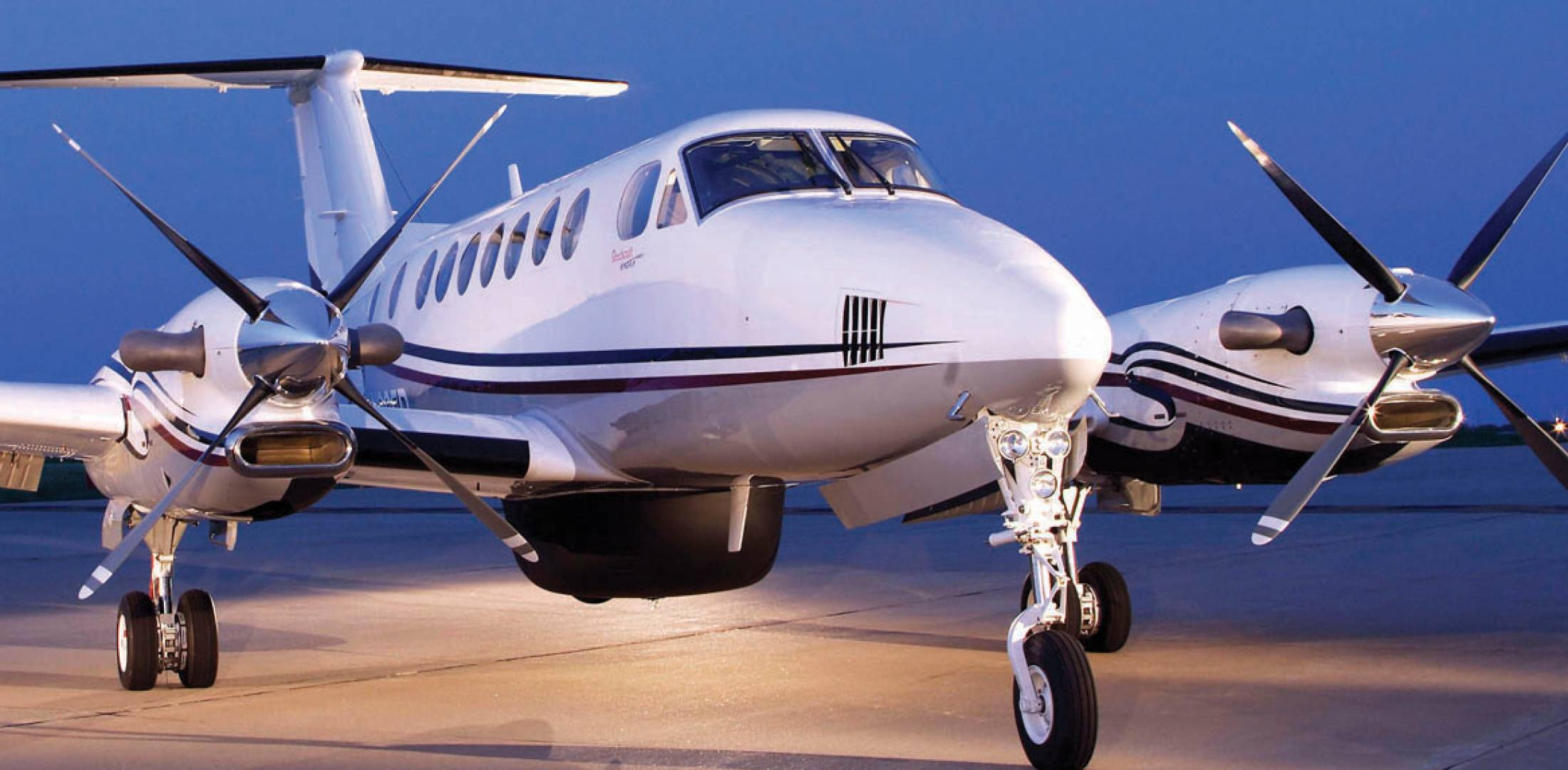 In acquiring the Broughton works, Marshall not only bought access into the lucrative Hawker and Beechcraft world, but also gained a design and engineering facility highly experienced in special-mission modifications, such as that applied to this King Air.