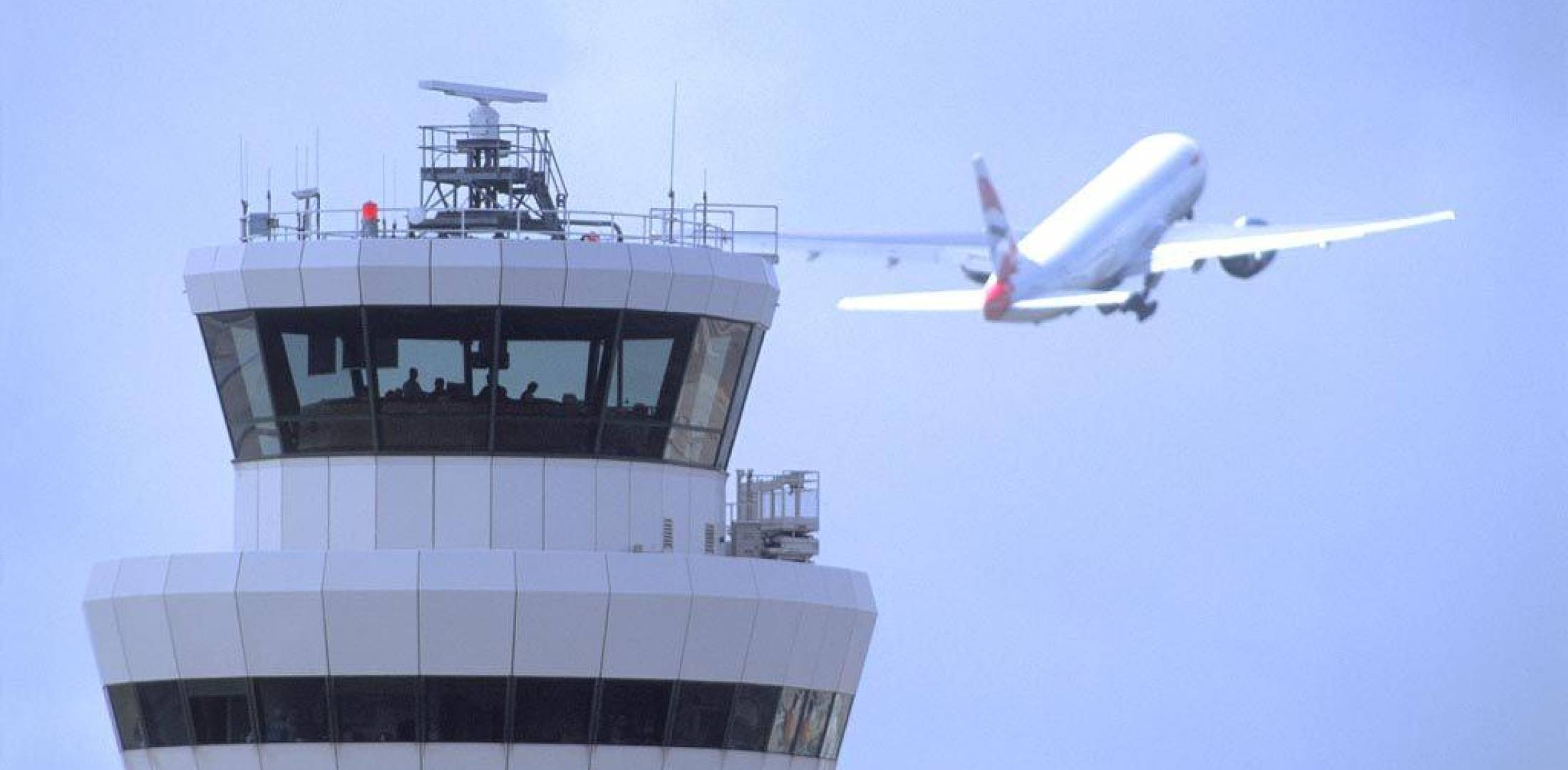 Gatwick Airport tower