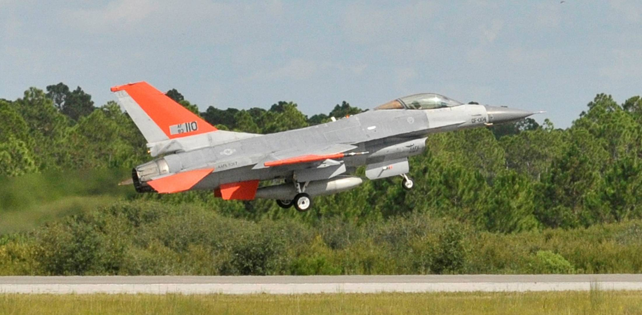 Boeing QF-16 full-scale aerial target