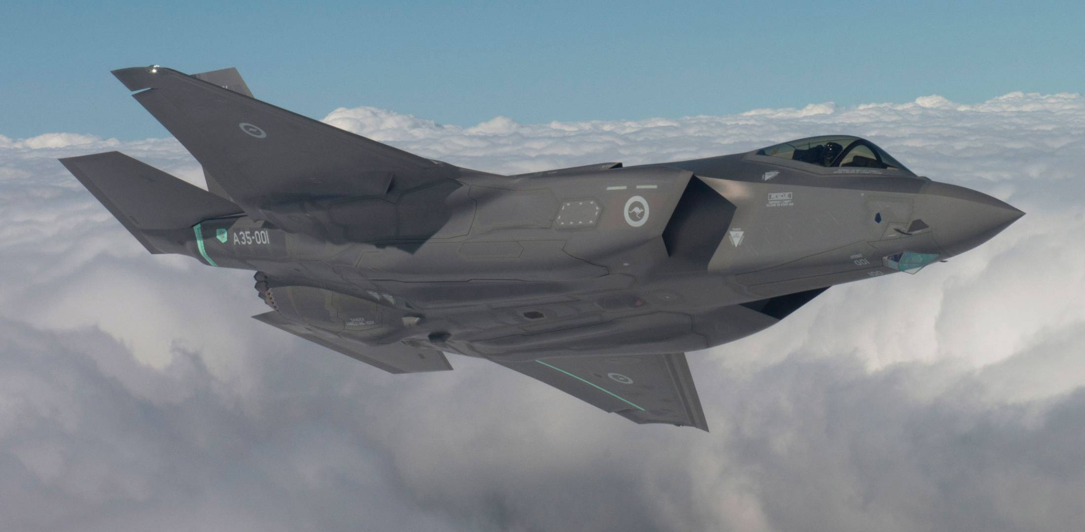 To minimize costs and maximize the effectiveness of its new F-35A fleet, the RAAF will have to closely follow U.S. weapons and training decisions.