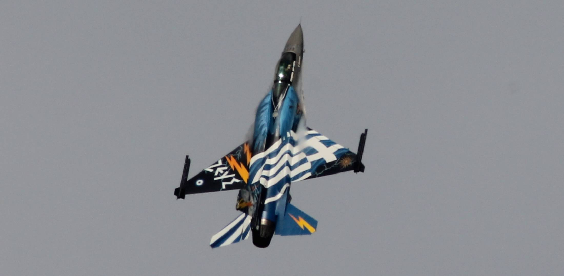 Hellenic Air Force F-16