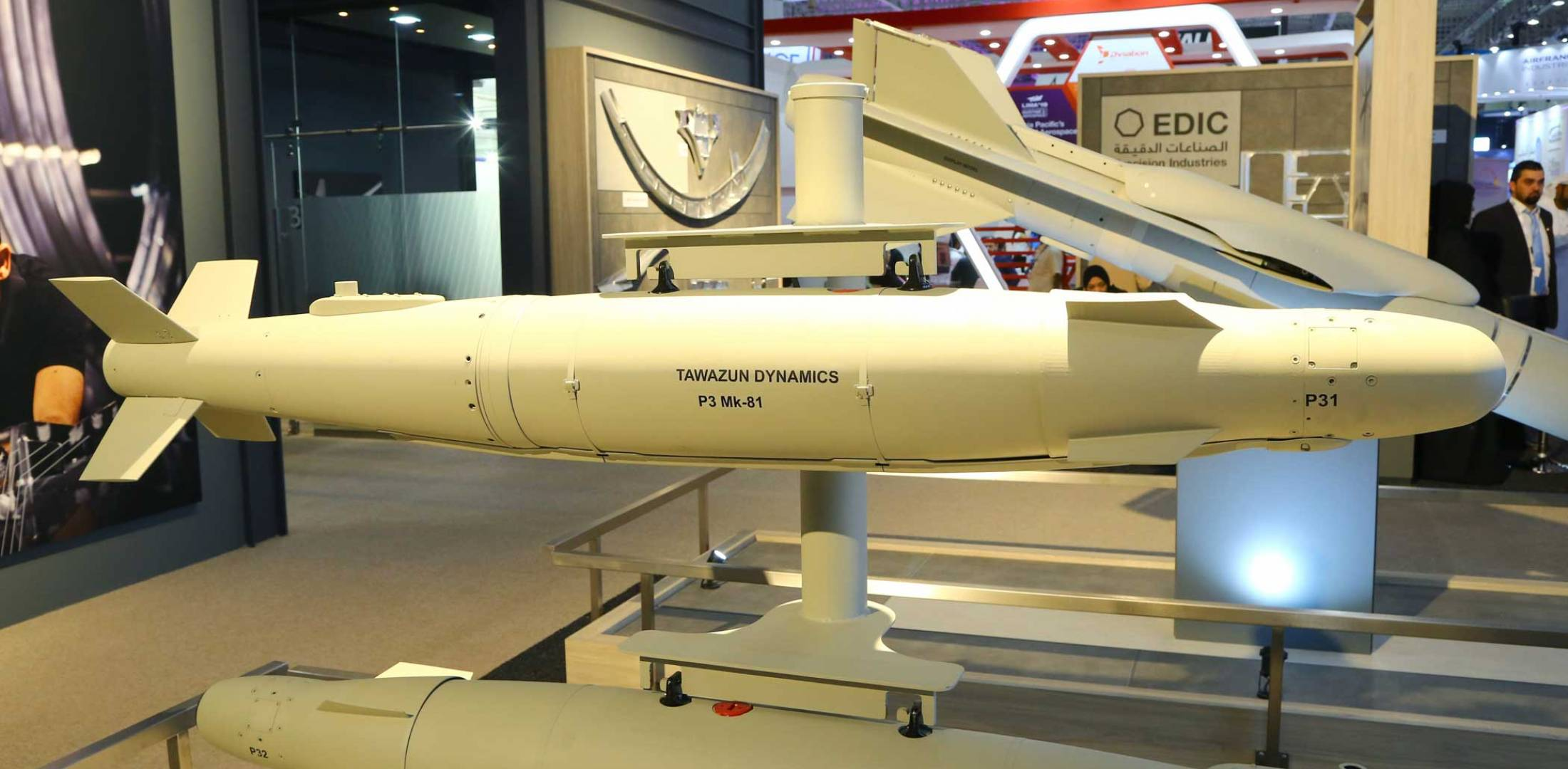P3 guided bomb