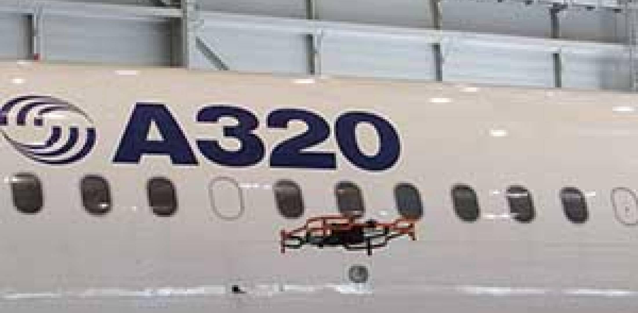 Airbus drone