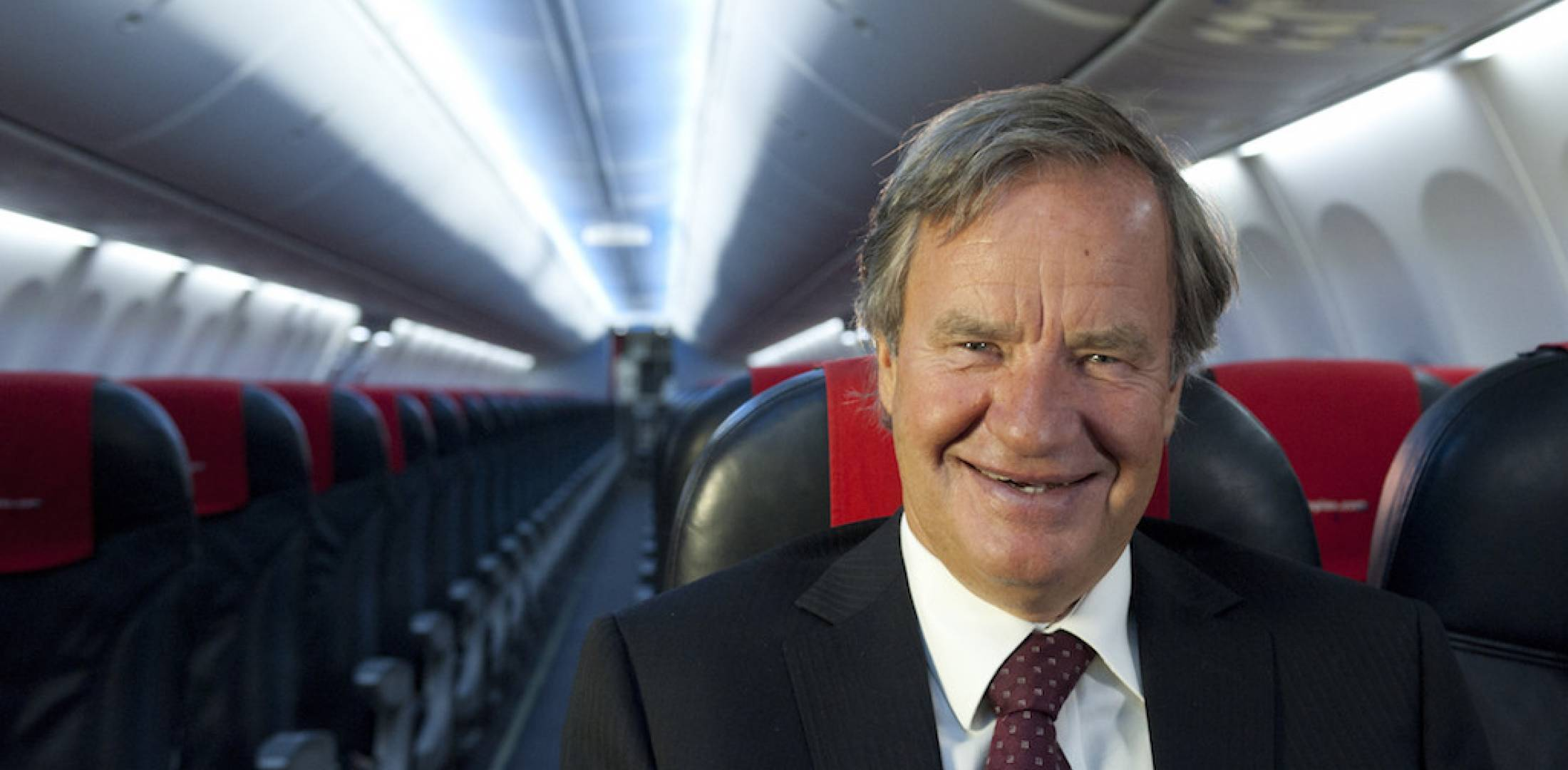 Norwegian CEO Kjos Won't Block Sale of His Airline | Air Transport News:  Aviation International News