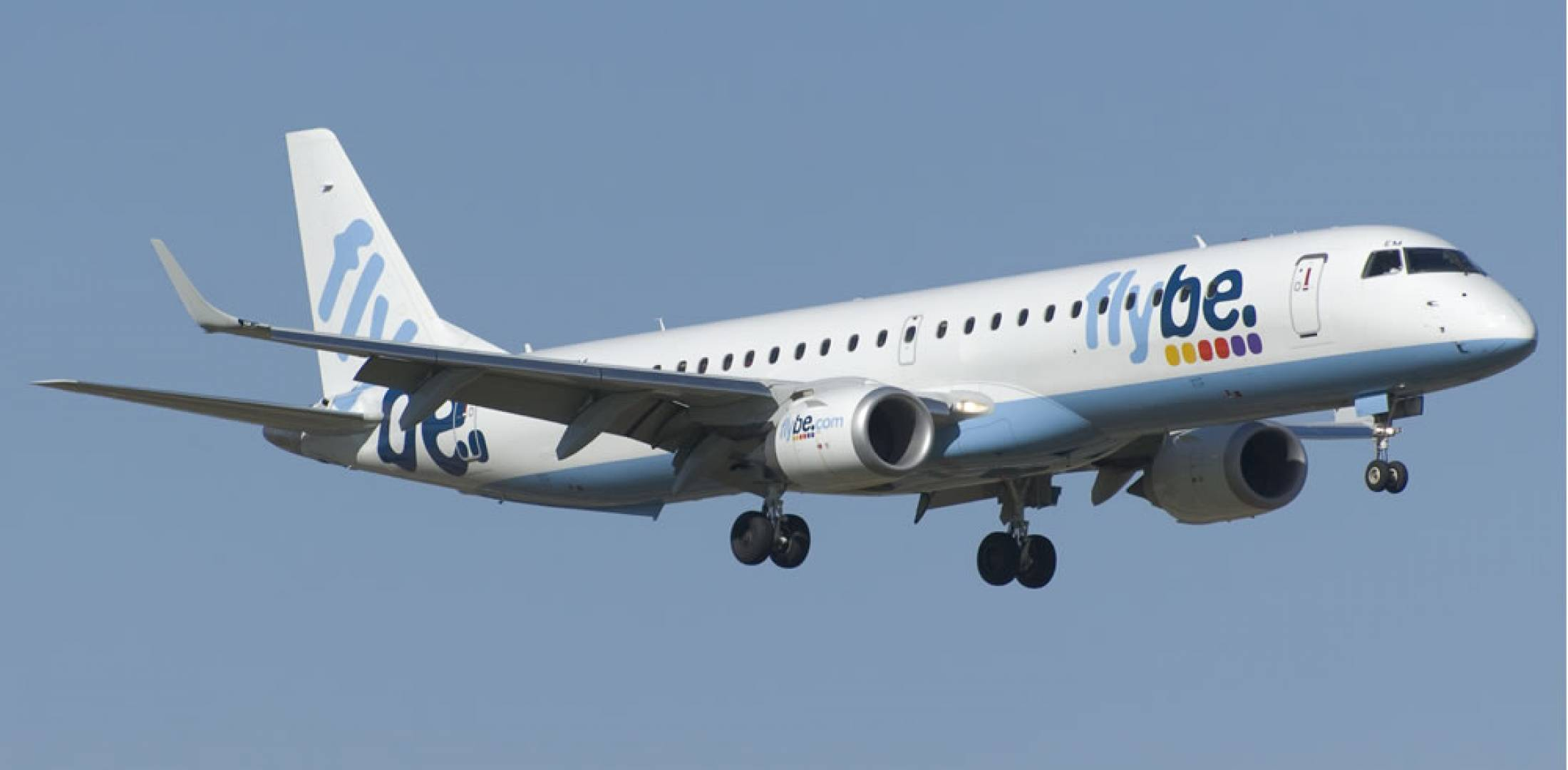 Flybe Embraer 195 will no longer be operated