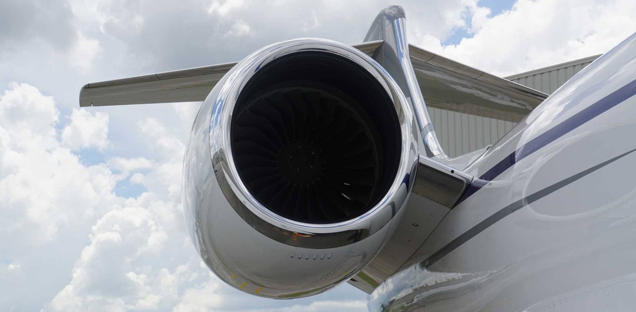 PW800 engine on a G500