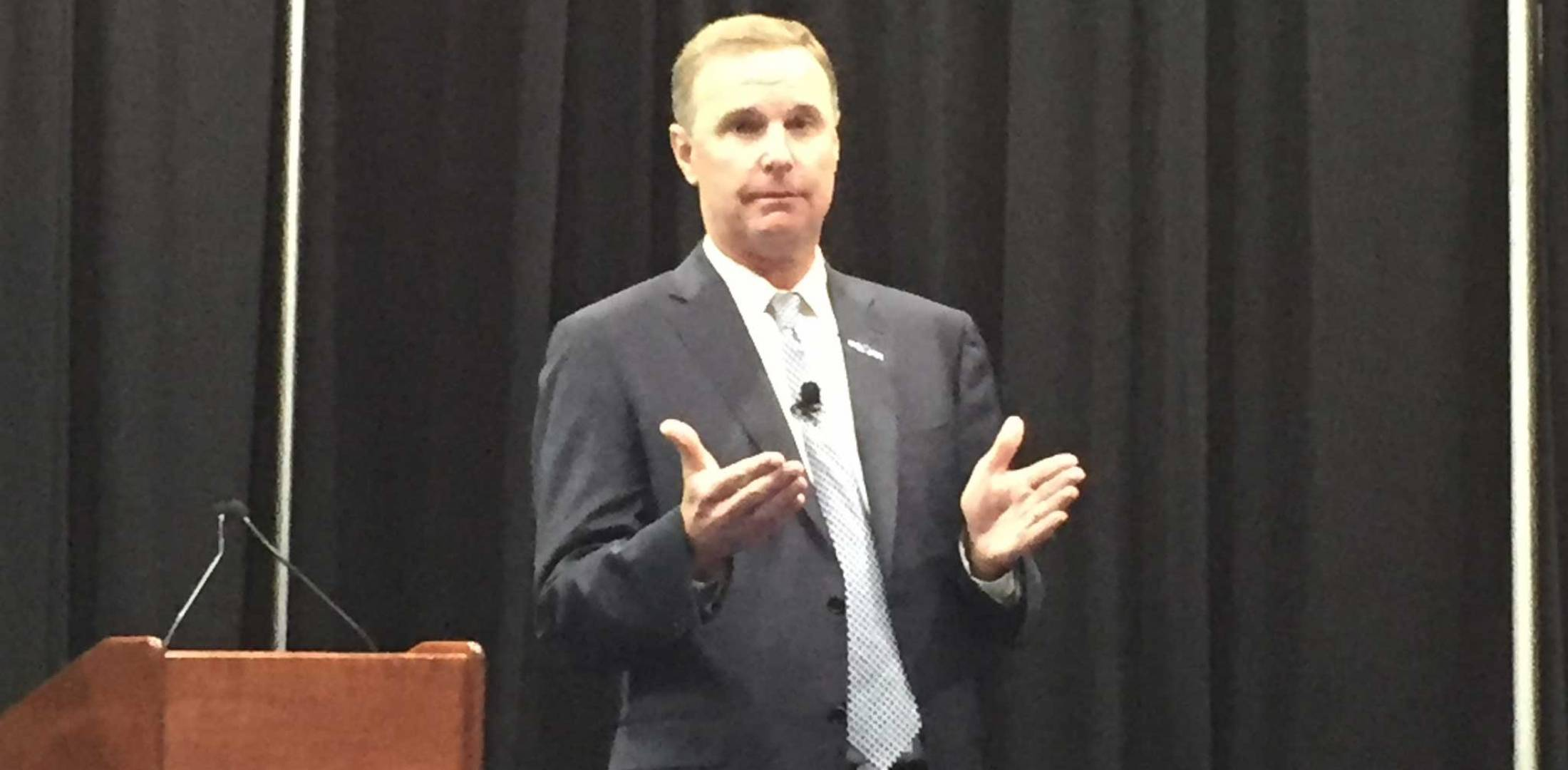 NBAA President and CEO Ed Bolen