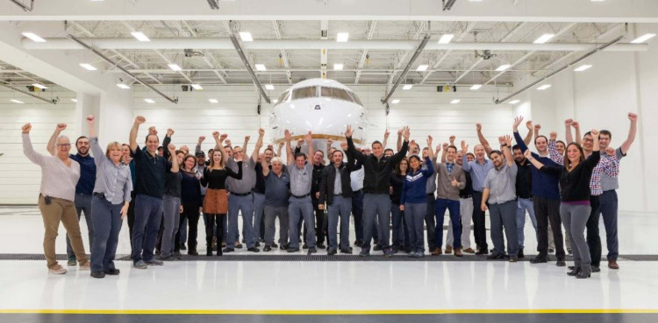 EASA certification of Bombardier Global 6500/5500 (Photo: Bombardier)