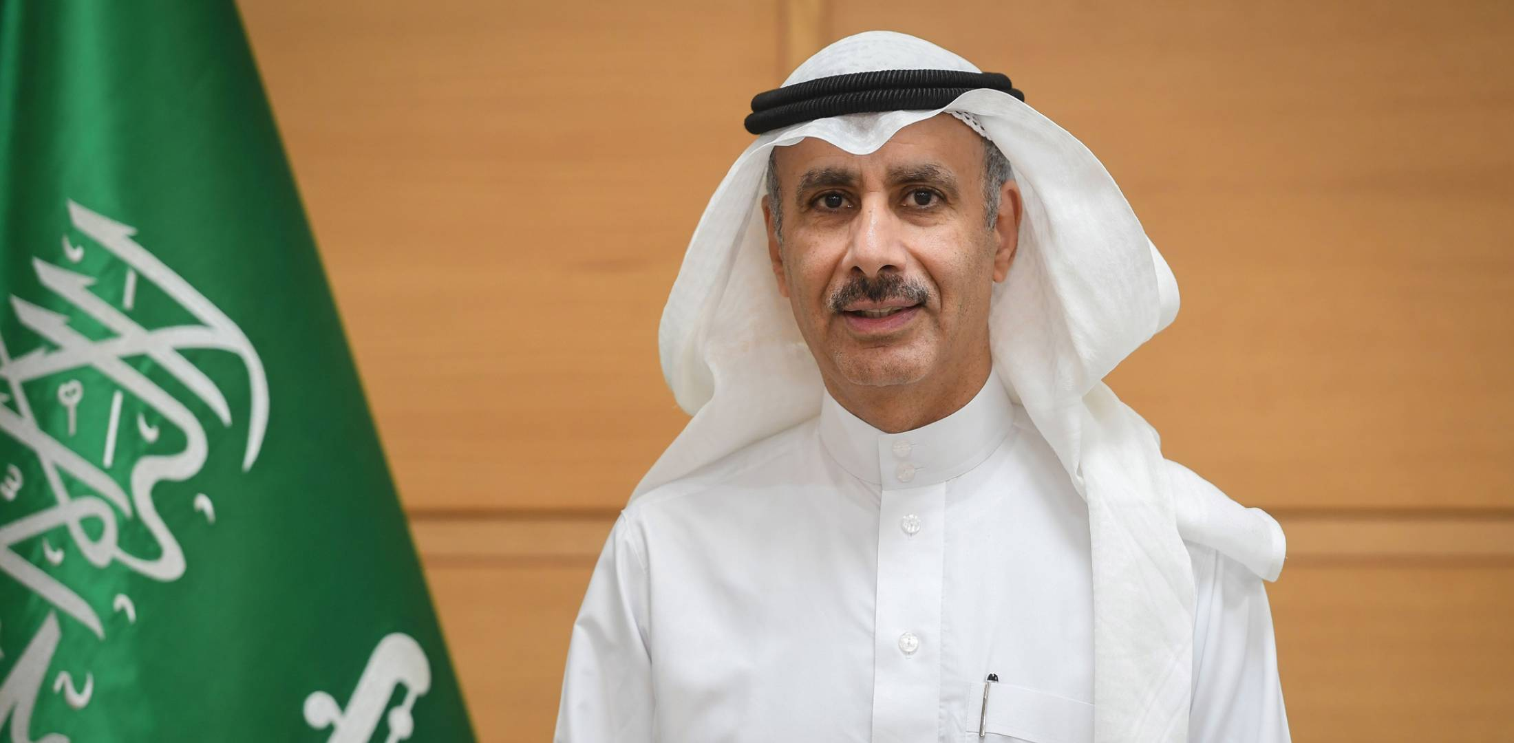 Governor of GAMI, Ahmed Al-Ohali