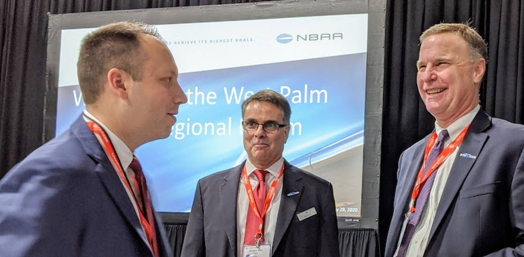 NBAA execs and bigwigs