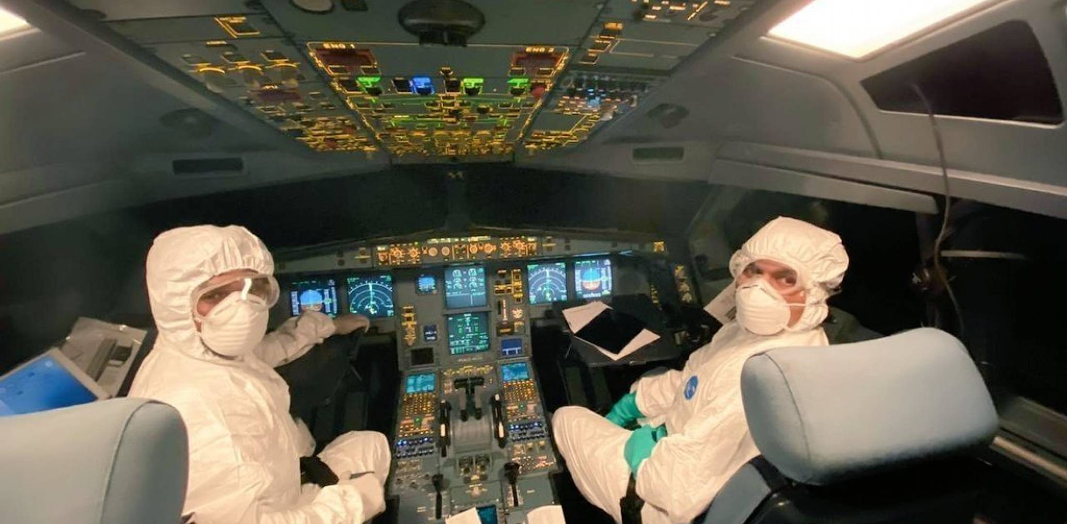 Sri Lankan Airlines pilots flying to China