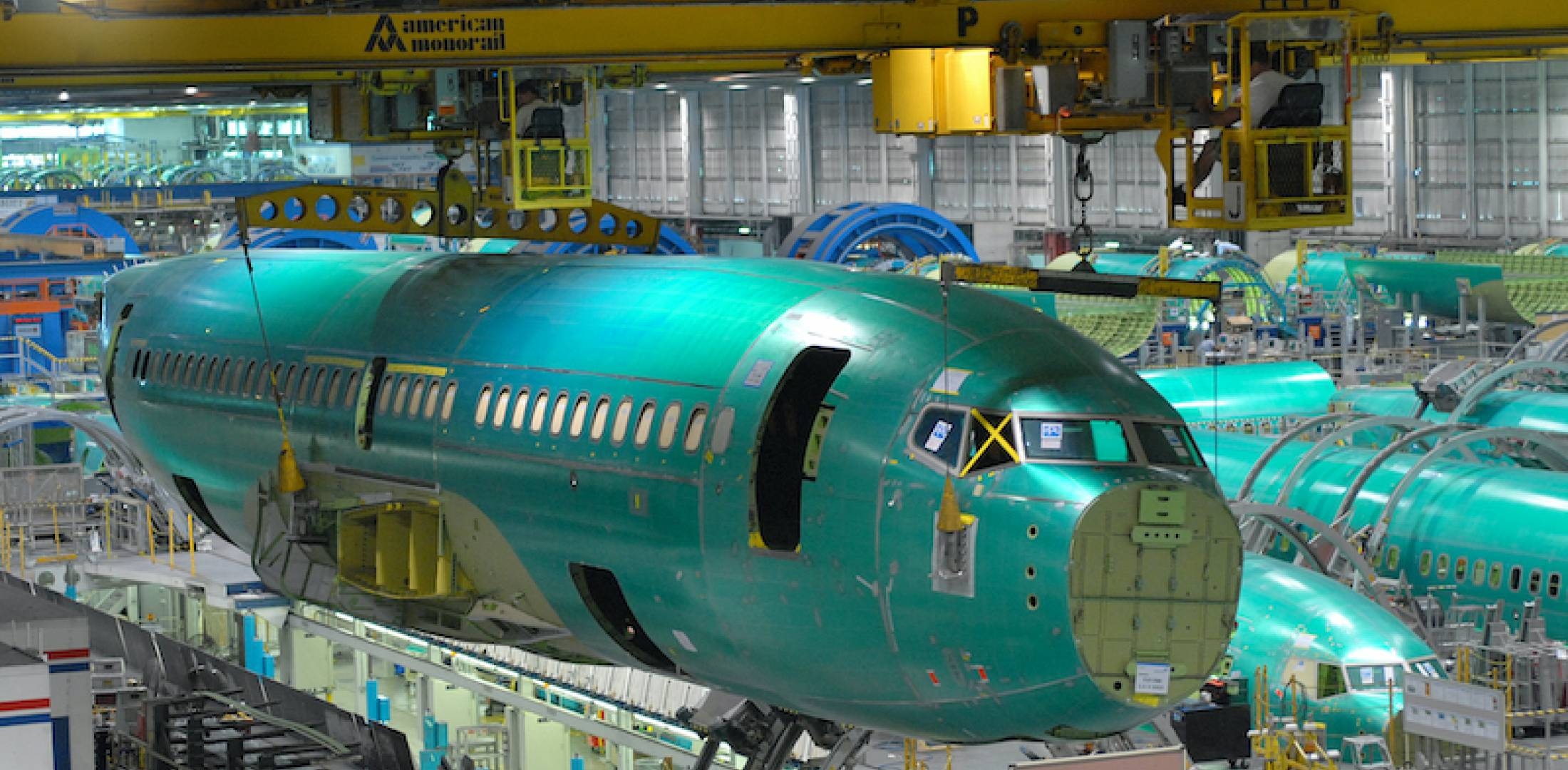 Spirit Aero to Pause Boeing Max Fuselage Production | Air ...