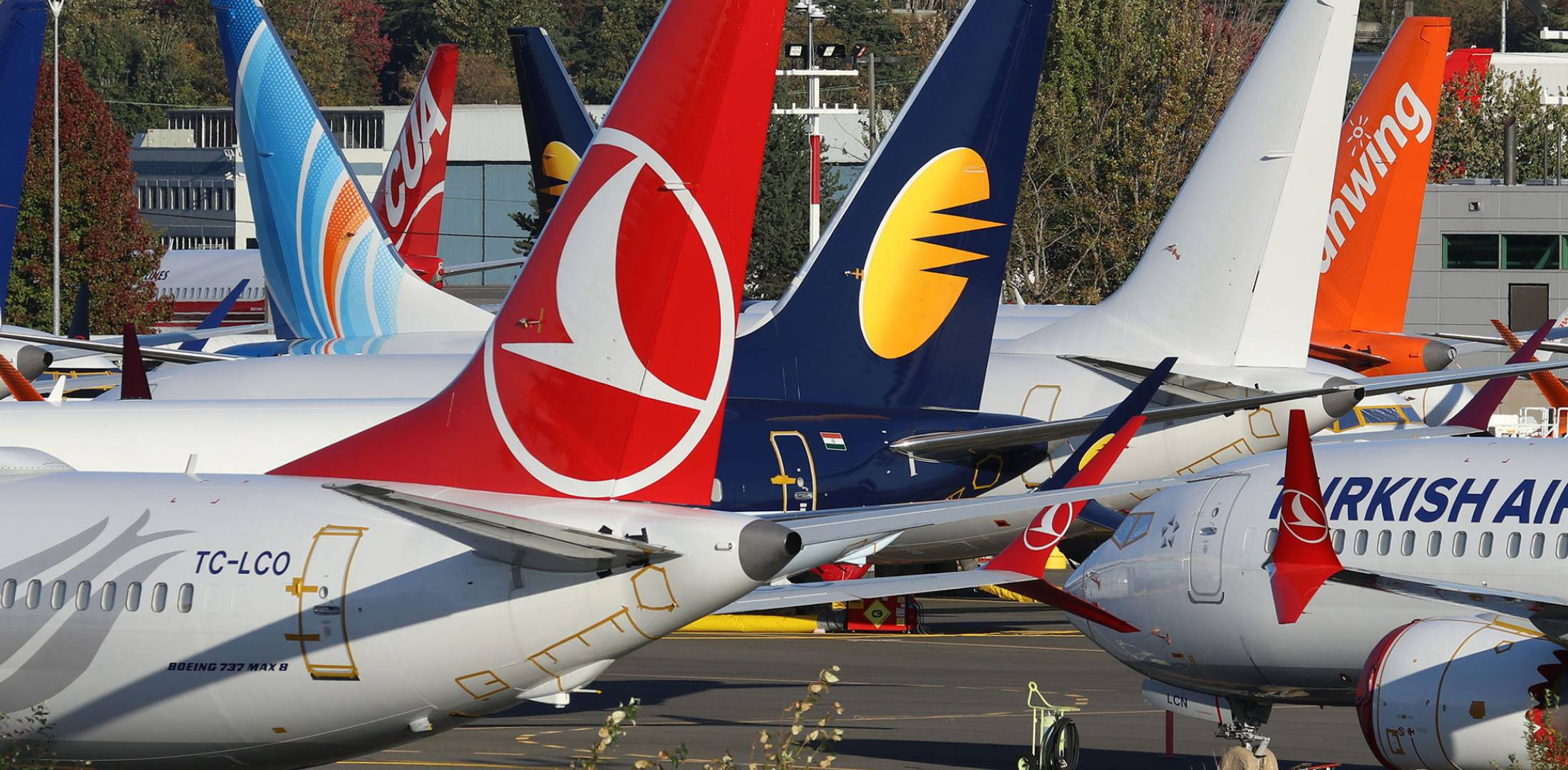 contaminate fuel in airplanes Photo: Barry Ambrose