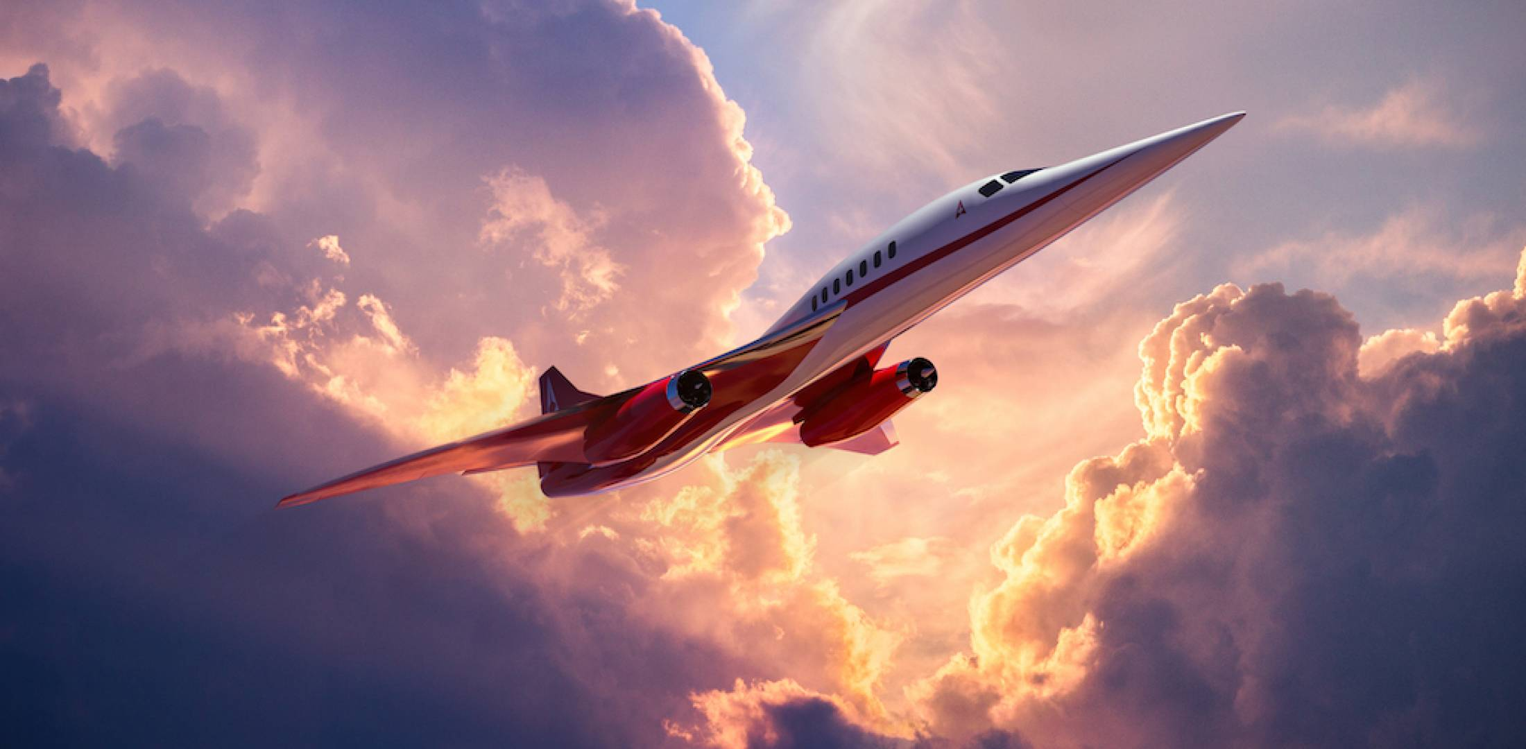 Aerion AS2 (Photo: Aerion Supersonic)
