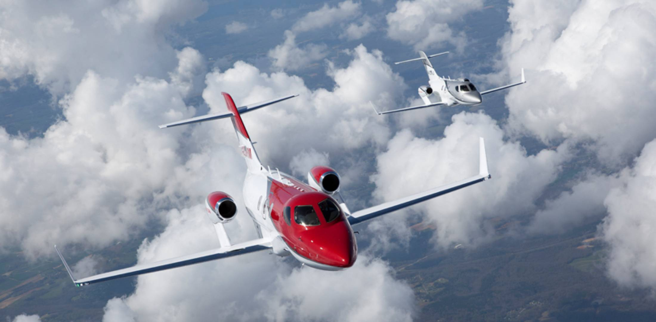 HondaJets (Photo:Honda Aircraft)