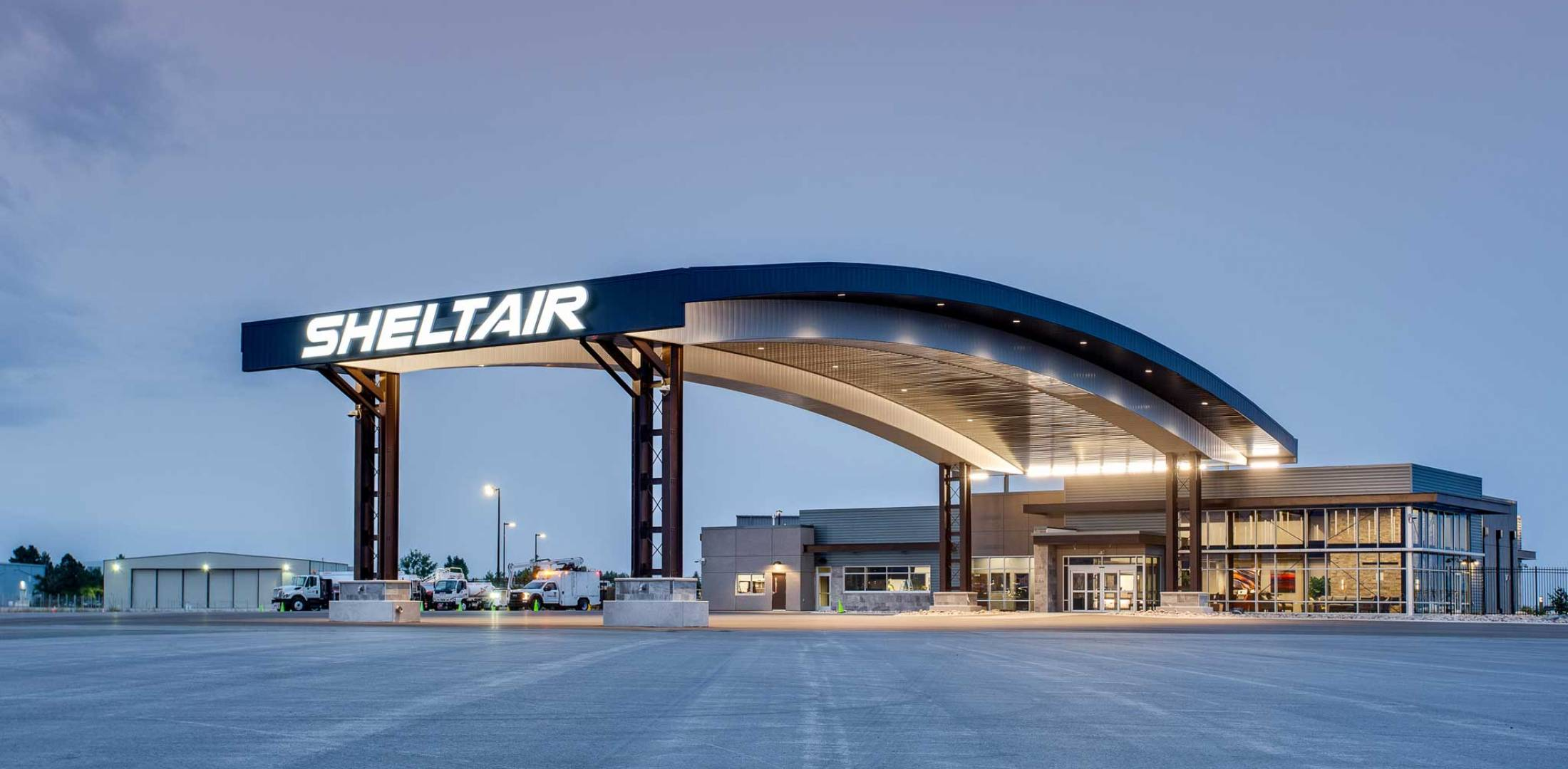 Sheltair's New FBO in Colorado