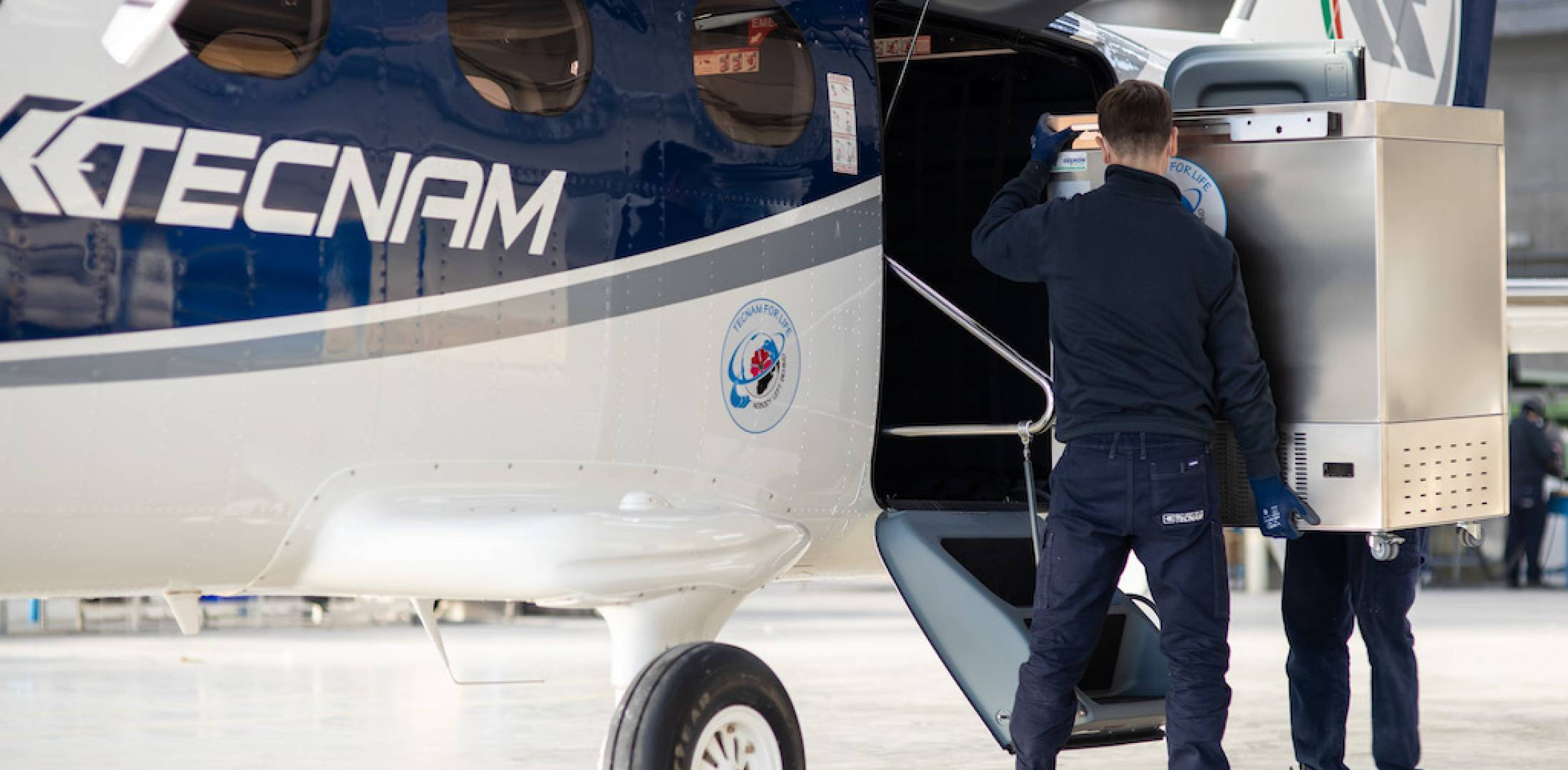 Tecnam P2012 TravelCare (Photo: Tecnam)
