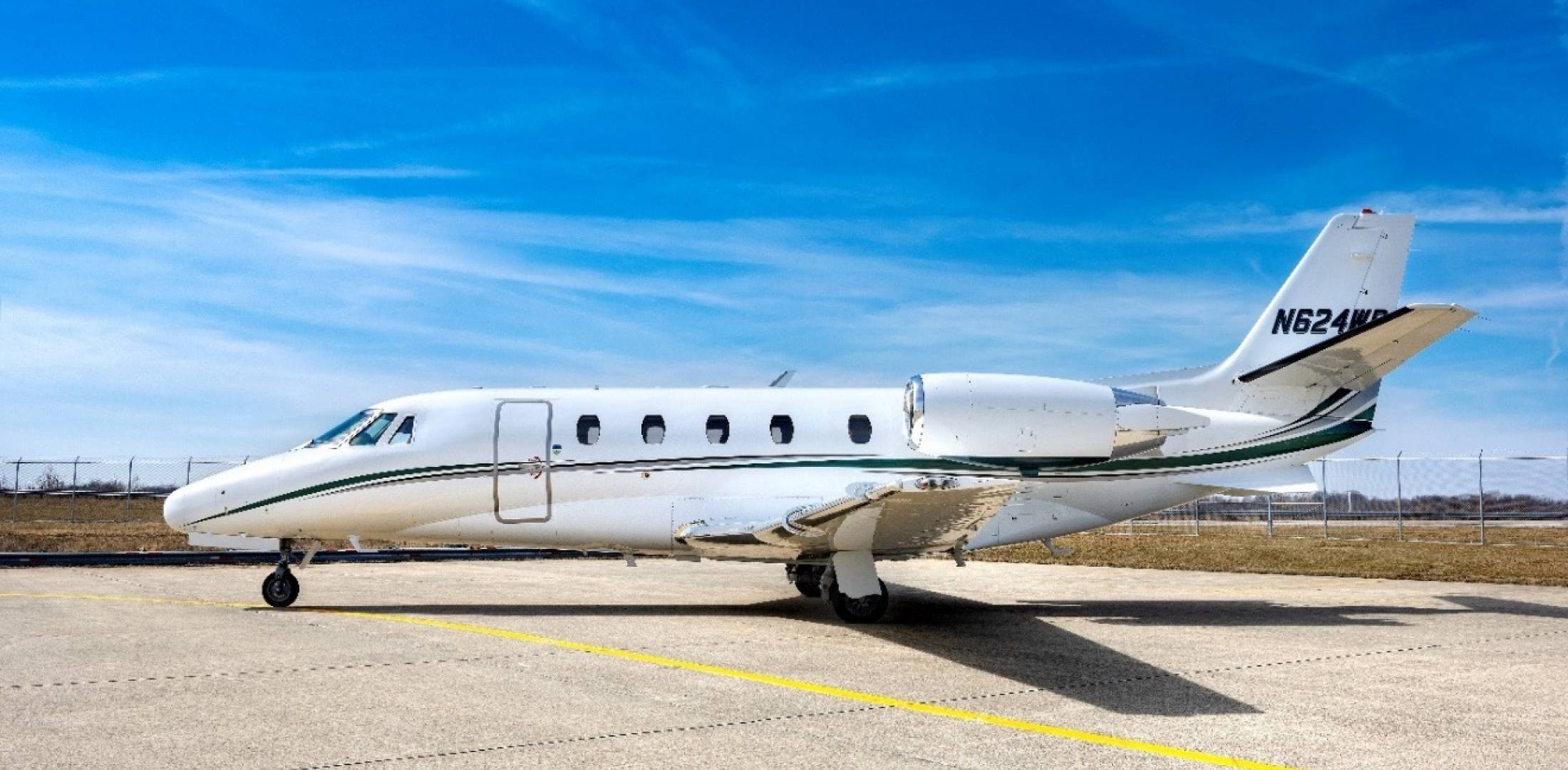 First Wing Charter Cessna Citation Excel