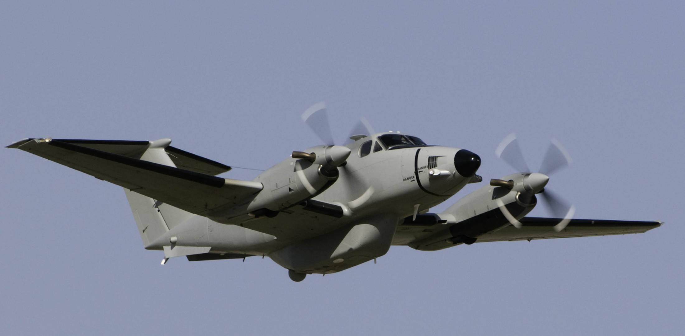 Army Special Missions King Air 300
