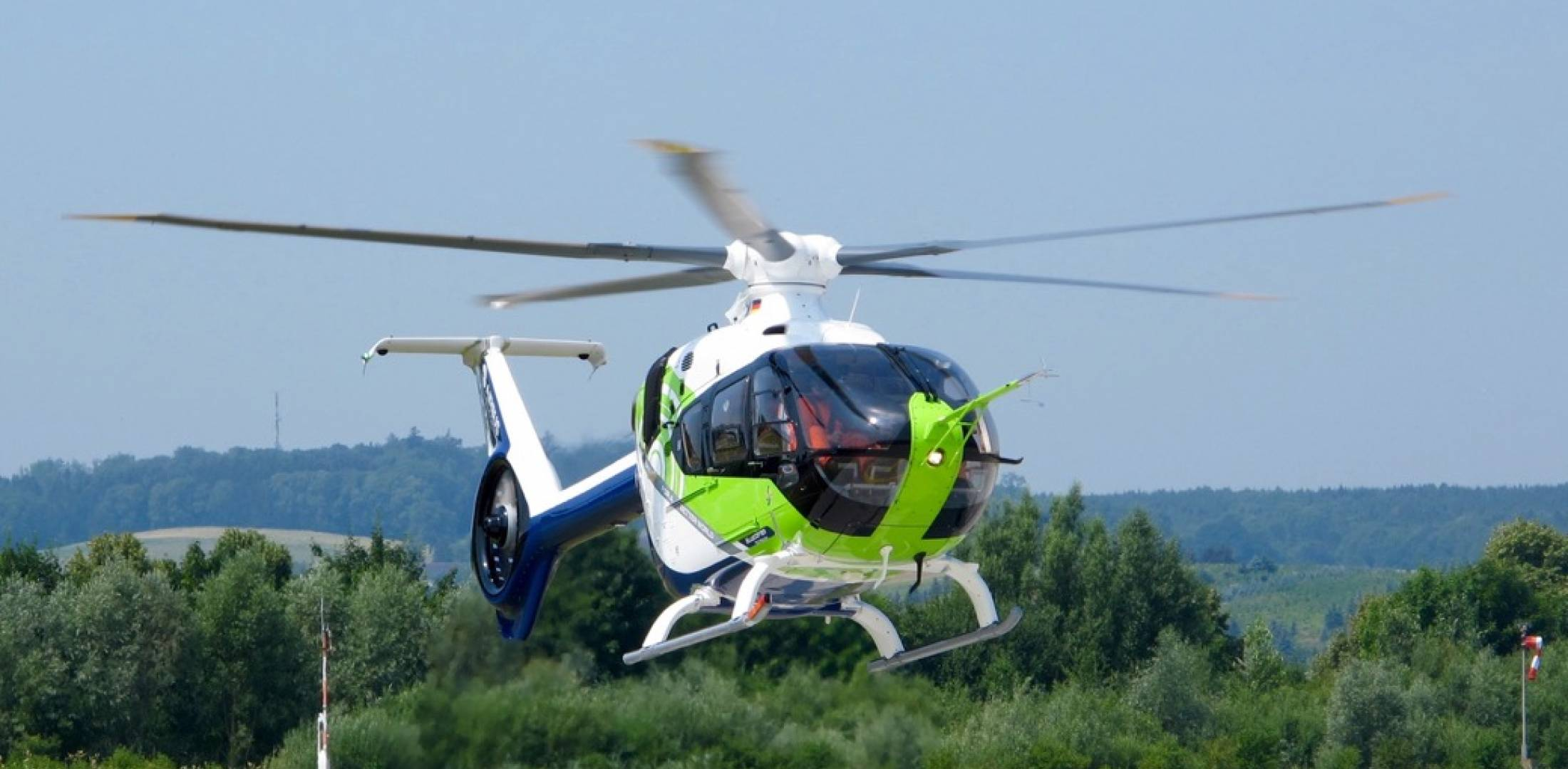 Airbus Helicopters Bluecopter