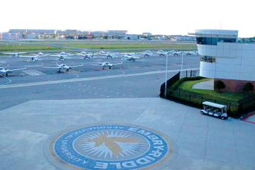Over the past quarter century, graduates of Embry-Riddle Aeronautical University have found careers at Rockwell Collins. Close to 400 work there with 48 hired in the past five years.