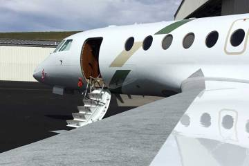 AllPrrotect covering on wing leading edge