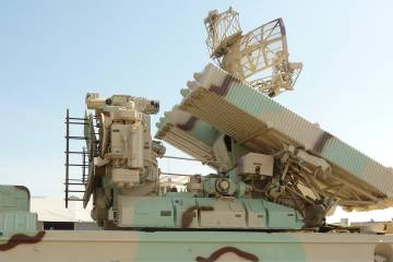 A Belarus firm has developed an upgraded version of the Soviet-era Osa (SA-8) surface-to-air missile system, which features digital components.