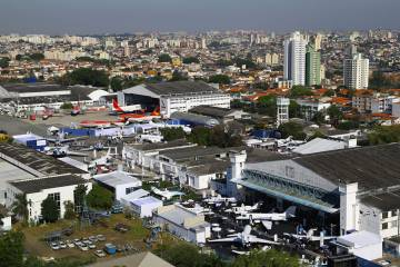 Aerial view of Labace 2018
