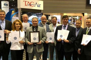 Tac Air IS-BAH certifcates