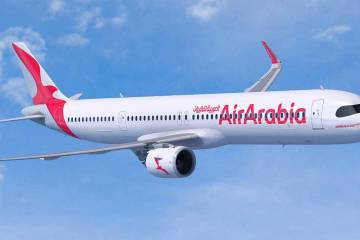 Air Arabia Airbus