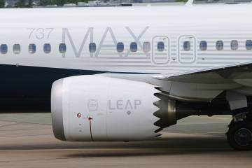 CFM delivered 861 Leap turbofans Photo: David McIntosh