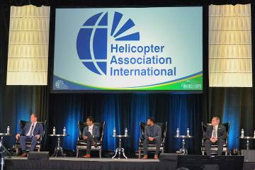 UAM panel Heli-Expo 2020