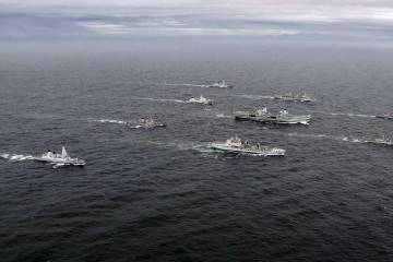 Queen Eilzabeth Carrier Strike Group