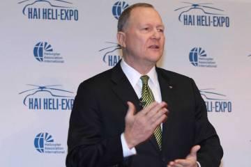 Sikorsky president Dan Schultz