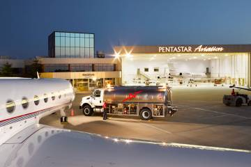 Pentastar Aviation