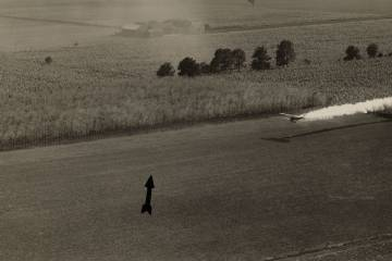 First crop dusting flight from 1921