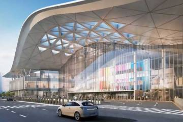 The Las Vegas Convention Center's new West Hall is the home of the 2021 edition of NBAA's Business Aviation Convention & Exhibition.