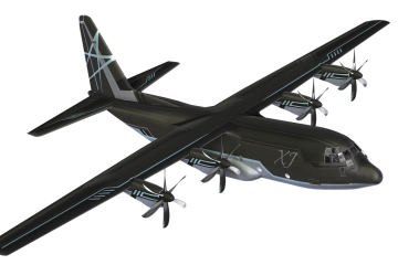 """Lower-Cost """"C130JX"""""""