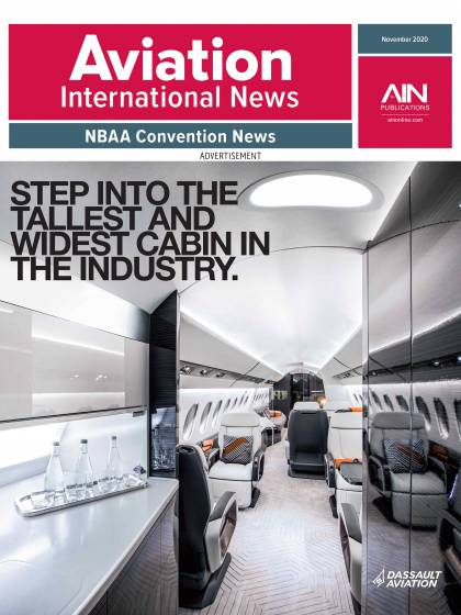 NBAA Convention News
