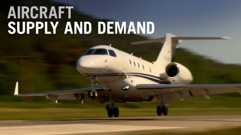 Why Brokers Believe the Preowned Private Jet Market Will Recover From Covid
