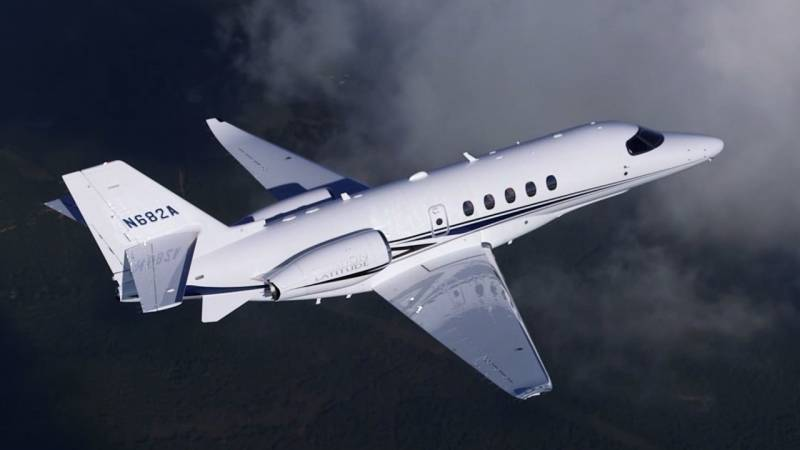 Cessna's Citation Latitude Business Jet Debuts at NBAA 2014
