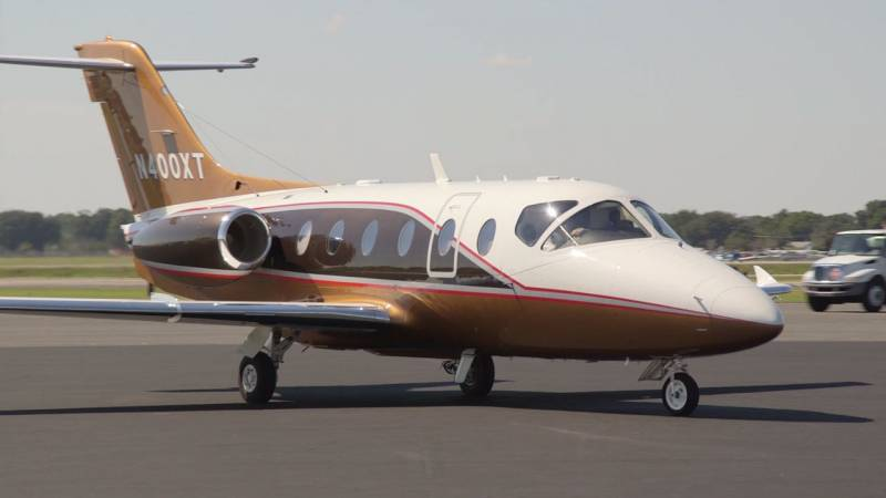 Business Aviation Community Buoyant As 2014 NBAA Show Opens