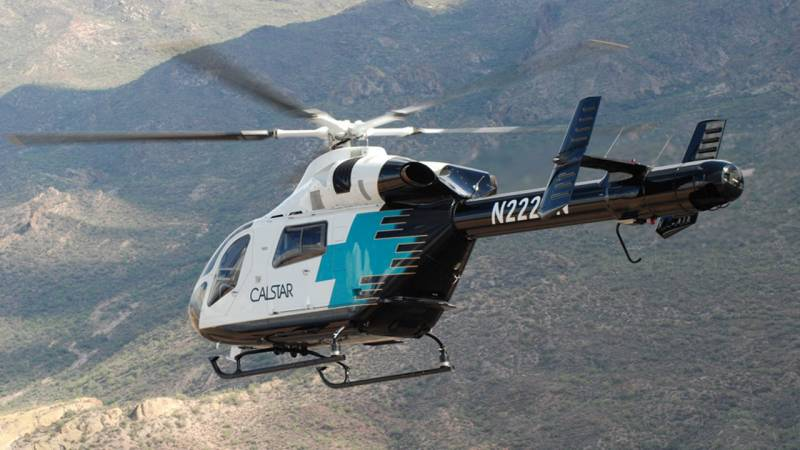 How the Universal Avionics InSight Flight Deck is Modernizing MD Helicopters' Explorer