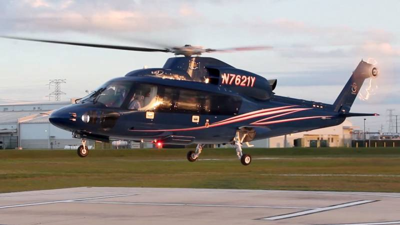 Sikorsky's New S-76D Evaluated by Former North Sea Helicopter Pilot