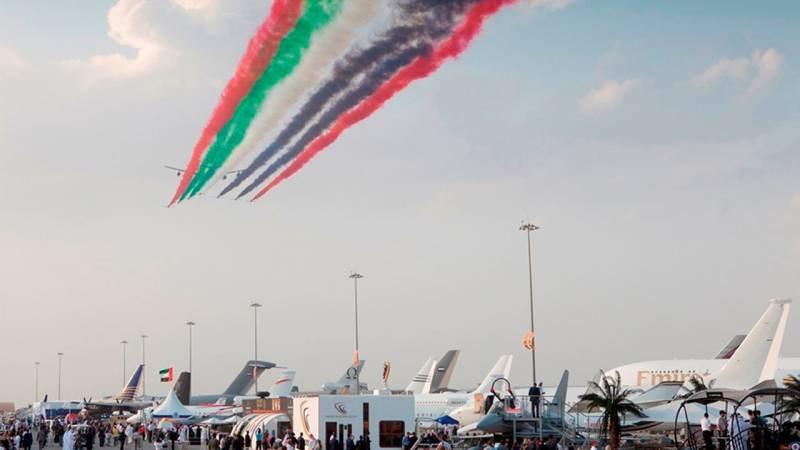The 2015 Dubai Airshow Promises New Features
