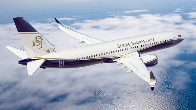 BBJ Transforms the Boeing 737 Into a Long-haul, VIP-Class Aircraft